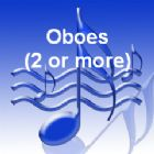 Oboes (2+)